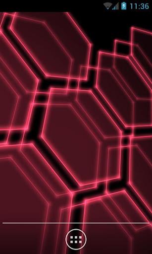 Digital Hive Live Wallpaper ss1