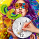 Coloring - Color by Number free