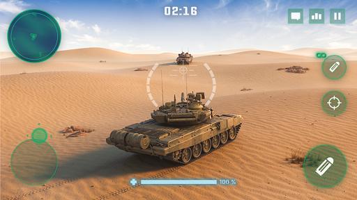War Machines: Tank Battle - Army & Military Games  screenshots 2