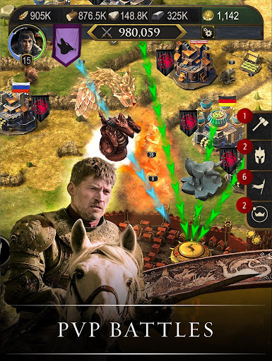 Game of Thrones: Conquest u2122 - Strategy Game  screenshots 13