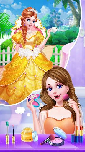 Télécharger Gratuit Maquillage De Célébrités - Partie De Thé De Mode mod apk screenshots 4