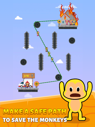 Monkey Rescue Puzzle 1.0.2 screenshots 14