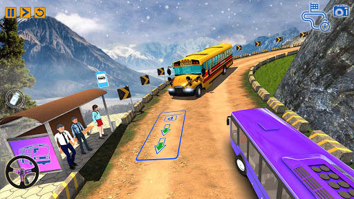 City School Bus Game 3D apkdebit screenshots 4
