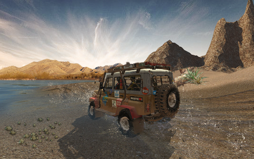 Offroad Xtreme Jeep Driving Adventure 1.1.3 screenshots 5