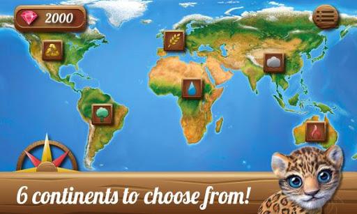 Animal Club: Play to save the Polar Bear  screenshots 1