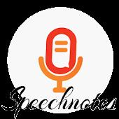 icono Speechnotes - Voz a texto