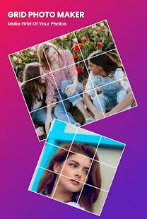 Grid Photo Maker for Instagram 9 Grid Giant Square 2.7 Screenshots 3