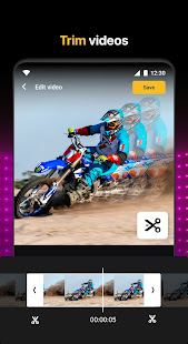 Slow motion - Speed up video - Speed motion 1.0.64 Screenshots 5