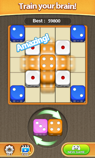 Dice Puzzle - Merge puzzle 1.0.7 screenshots 3