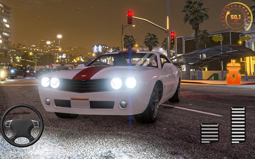 Super Car Simulator 2020: City Car Game  Screenshots 1