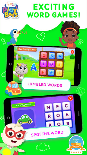 FirstCry PlayBees Play & Learn Kids and Baby Games 2.2 screenshots 4
