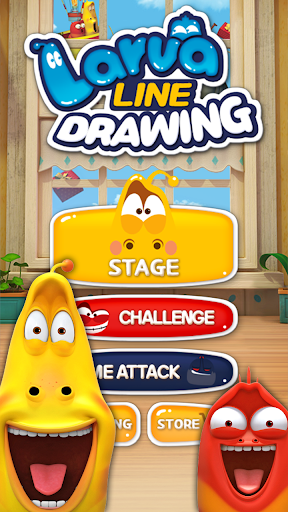 Larva Drawing  screenshots 1