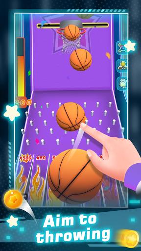 Toss Diamond Hoop 2.0.0 screenshots 2