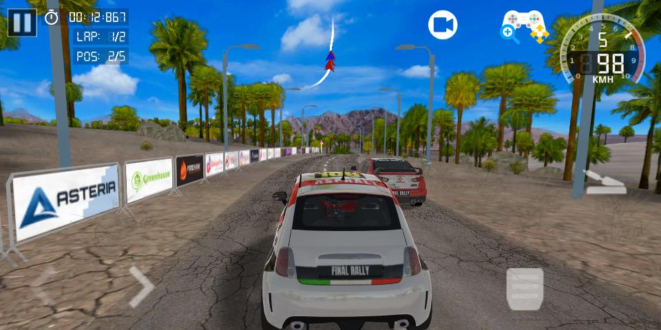 Final Rally: Extreme Car Racing  poster 1