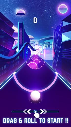 Beat Roller - Music Ball Race 1.39 screenshots 1