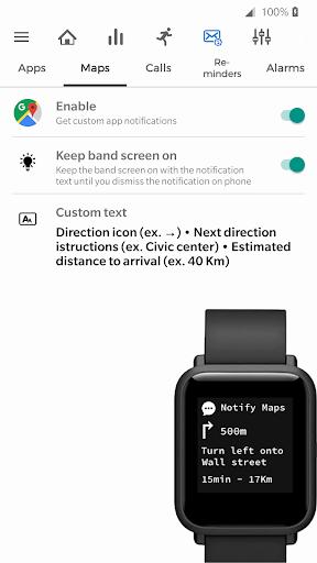 Notify for Amazfit & Zepp: Get new features 12.3.2 screenshots 2