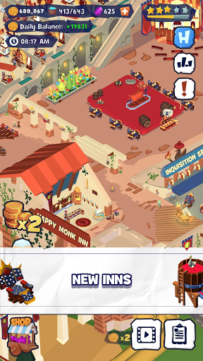 Idle Inn Tycoon screenshots 7