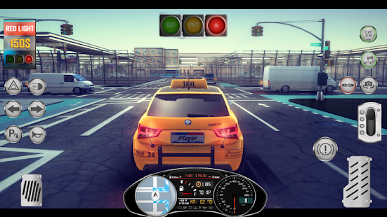 Taxi: Revolution Sim 2019 Screenshot