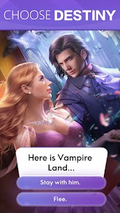 Romance Fate Mod Apk: Stories and Choices (In Game-VIP Enabled) 5