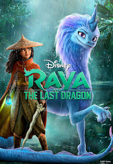 """alt=""""Walt Disney Animation Studios' """"Raya and the Last Dragon"""" travels to the fantasy world of Kumandra, where humans and dragons lived together in harmony long ago. But when an evil force threatened the land, the dragons sacrificed themselves to save humanity. Now, 500 years later, that same evil has returned and it's up to a lone warrior, Raya, to track down the legendary last dragon to restore the fractured land and its divided people. However, along her journey, she'll learn that it'll take more than a dragon to save the world-it's going to take trust and teamwork as well. """"Raya and the Last Dragon"""" features the voices of Kelly Marie Tran as Raya, a warrior whose wit is as sharp as her blade, and Awkwafina as the magical, mythical, self-deprecating dragon named Sisu. Characters also include a street-savvy 10-year-old entrepreneur named Boun, the formidable giant Tong and a thieving toddler Noi with her band of Ongis.    CAST AND CREDITS  Actors Kelly Marie Tran, Awkwafina, Izaac Wang, Gemma Chan, Daniel Dae Kim, Benedict Wong, Jona Xiao, Sandra Oh, Thalia Tran, Lucille Soong, Alan Tudyk, Gordon Ip, Dichen Lachman, Patti Harrison, Jon """"Dumbfoundead"""" Park, Sung Kang, Sierra Katow, Ross Butler, François Chau, Paul Yen              Producers  Osnat Shurer, Peter Del Vecho  Director Don Hall, Carlos López Estrada  Writers Qui Nguyen, Adele Lim"""""""