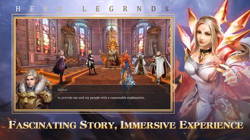 Hero Legends: Summoners Glory  screenshots 8