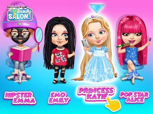Sweet Baby Girl Beauty Salon 3 - Hair, Nails & Spa  screenshots 10