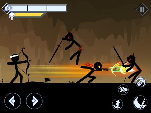 Supreme Stickman Shadow Legends: Sword Fight Games screenshots 8
