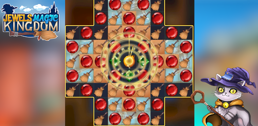 Jewels Magic Kingdom: Match-3 puzzle 1.8.20 screenshots 3