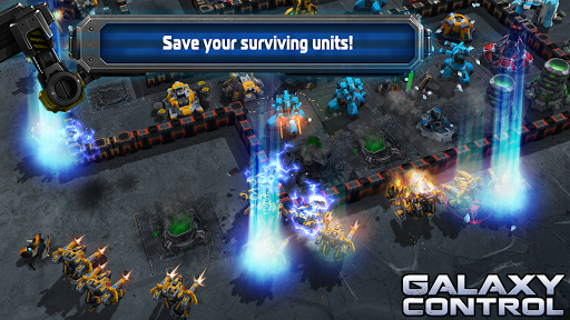 Galaxy Control: 3D strategy 34.44.64 screenshots 9