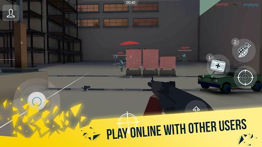 Télécharger Mental Gun 3D: Pixel FPS Shooter mod apk screenshots 3