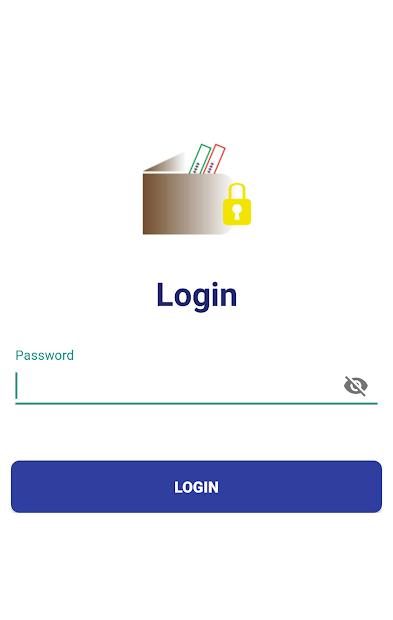 My Password Wallet - Offline Password Manager screenshot 5