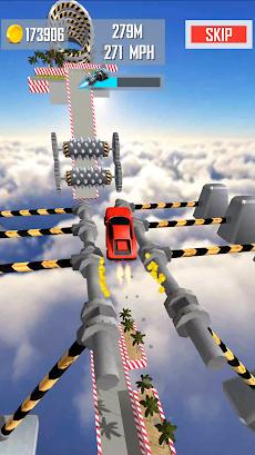 Mega Ramp Car Jumpingのおすすめ画像3