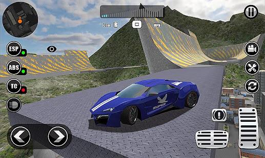 Fanatical Car Driving Simulator 1.1 Screenshots 9