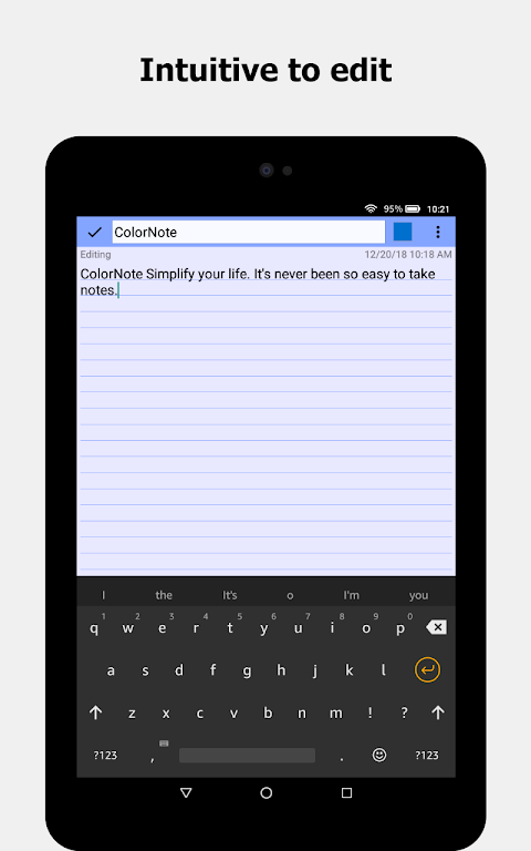 ColorNote Notepad Notes  poster 10