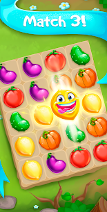 Funny Farm match 3 Puzzle game! 1
