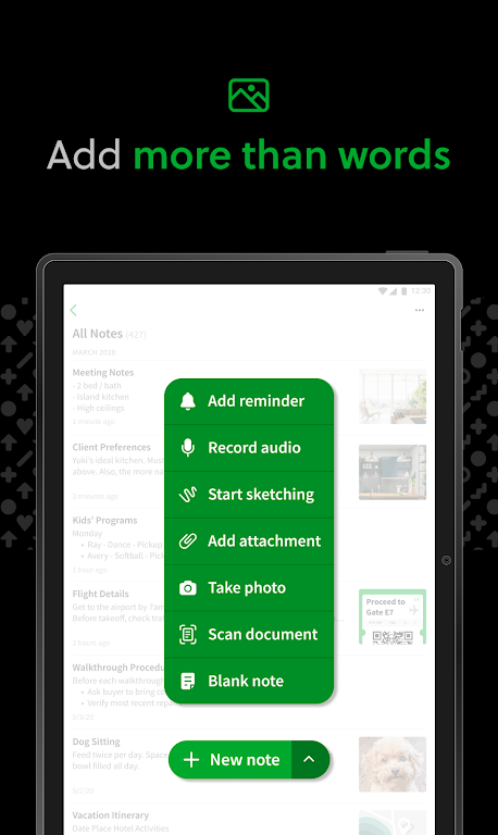 Evernote - Notes Organizer & Daily Planner  poster 18