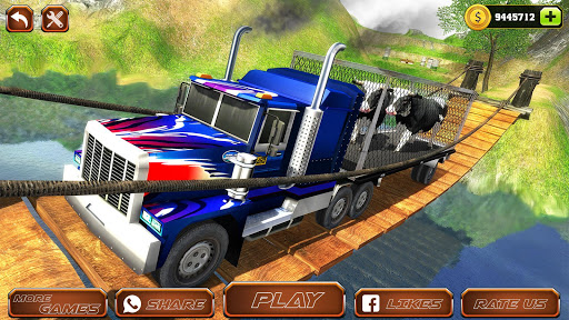 Offroad Farm Animal Truck Driving Game 2020 1.9 Screenshots 6