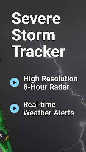 Storm Radar: Hurricane Tracker, Live Maps & Alerts 2.2.3 Screenshots 2