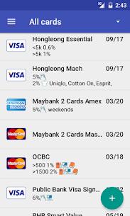 Credit Card Manager Pro APK 1