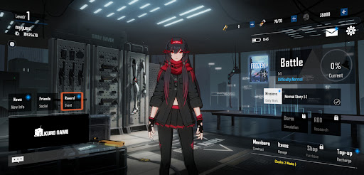 Punishing: Gray Raven  screenshots 7