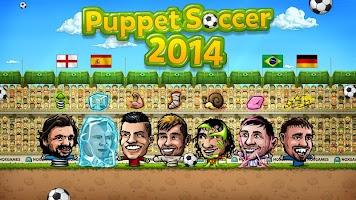⚽Puppet Soccer 2014 - Big Head Football