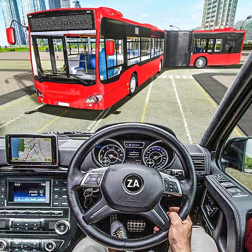 Baixar Modern City Coach Bus Driving Simulator: Bus Rider para Android
