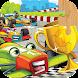 子供のための自動車パズル - Androidアプリ