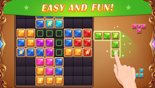 Block Puzzle: Diamond Star Blast 2.2.0 Screenshots 3