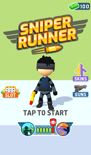 Sniper Runner: 3D Shooting & Sniping 0.7 screenshots 7