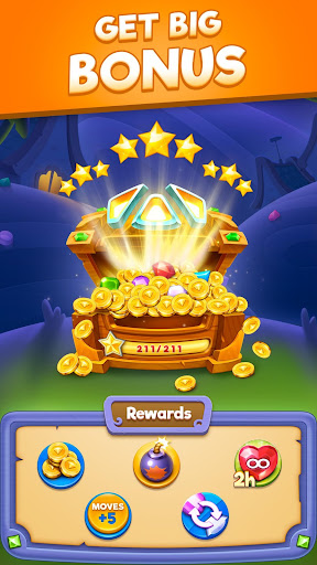 Bling Crush: Free Match 3 Jewel Blast Puzzle Game 1.4.8 screenshots 7