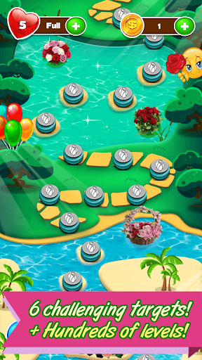 Rose Paradise - most popular flower matching games apkpoly screenshots 3