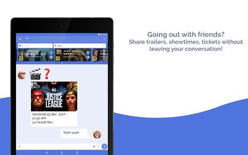 Mood Messenger - SMS & MMS android2mod screenshots 15