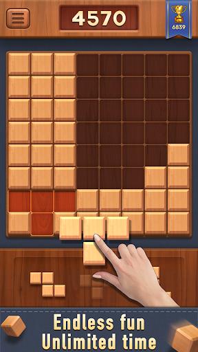 Woodagram - Classic Block Puzzle Game screenshots 4