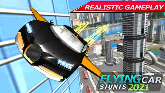 Real Flying Car Driving Simulator 3D – Mod Apk Download 1